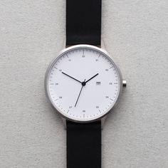 Simplistic instrmnt watch designs