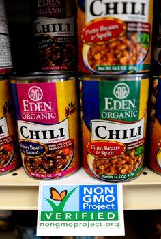 Verified Non-GMO Eden Organics Chili