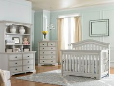 Bon Westfield Collection In Linen Grey Nursery Furniture Sets, Baby Furniture,  Baby Nursery Decor,