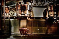 Espresso machine love