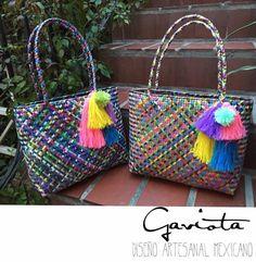 Bolsas Artesanales Mexicanas - $ 265.00