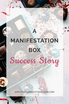 My mother changed her life with a manifestation box. Find out how you can make a manifestation box and use the Law of Attraction to change your life. Law Of Attraction Money, Law Of Attraction Quotes, Manifestation Law Of Attraction, Manifesting Money, How To Manifest, Spiritual Awakening, Spiritual Manifestation, The Secret, Meditation
