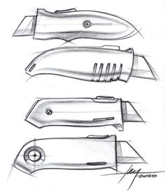 Box cutter designs. sketch-a-day-147