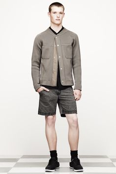 Alexander Wang Spring 2012 Menswear - Collection - Gallery - Style.com