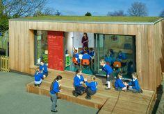 Modular Classrooms built in a matter of days