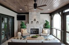 Traditional Porch - Find more amazing designs on Zillow Digs!