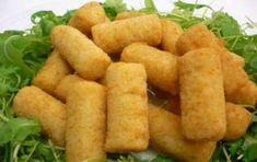 Crocchette di patate - Le crocchette di patate sono un contorno buonissimo che si prepara in poco tempo e che si può gustare a tavola tutti insieme alla presenza di tanti bambini.