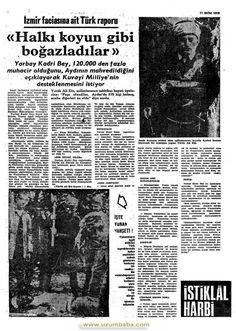 istiklal harbi gazetesi 11 ekim 1919
