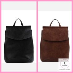 Stylish Virago Fashion Convertible Backpack #BagsClutches #Black #Bags #Bag #NewArrivals #JEWELRY #HANDBAGS #currentlywearing #onlineboutique #streetstyle Backpack Straps, Leather Backpack, Pu Leather, Lady L, Open Wall, Convertible Backpack, Beauty Boutique, Wall Pockets, Street Fashion