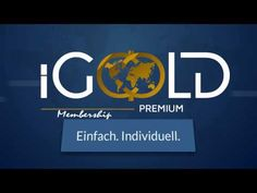 iGold Capital - Wie spare ich clever - YouTube Youtube, Clever, Logos, Gold, Simple, Jewlery, Logo, Youtube Movies