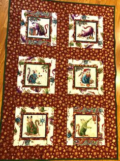 Christmas Favors, Great Christmas Gifts, Christmas Cats, Christmas Presents, Christmas Time, Tree Curtains, I Love Mommy, Car Blanket, Different Holidays