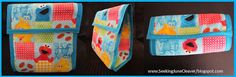 Sewing Project: Foldable Lunch Sack