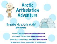 Crazy Speech World: Arctic Articulation Part 2!