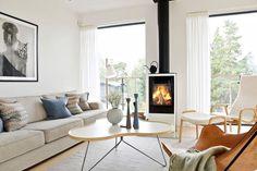 Ganar en amplitud con una cocina abierta al salón - Blog decoración estilo nórdico - delikatissen