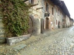 borgo medievale , Italy