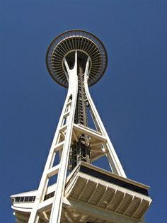 There are 848 steps from the basement to the top of the Space Needle's Observation Deck