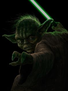 Yoda, Ray Maverick on ArtStation at https://www.artstation.com/artwork/yoda-55f5f5dd-7301-4e1b-9ccc-840c5a466f90