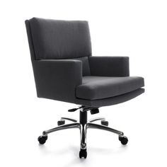 Bright Chair - Meg Swivel Chair With Mid Back Meeting Table, Table And Chairs, Desk Chairs, Swivel Chair, Office Furniture, Bar Stools, Solid Wood, Upholstery, Modern