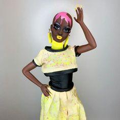 Bob The Drag Queen serving Barbie Doll realness • RuPaul's Drag Race • Winner of Season 8