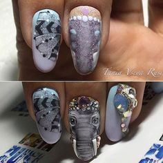 Мк от @nailartist_vseyarusi  #дизайнногтей #гельлак #шеллак  #модныеногти #маникюр #мода  #френч #ногти #педикюр #nailswag #nailporn #nailmaster #nailsart #polish #nailpolish #followme  #manicure #instanails #cutenails #cute #fashion #fashionblogger #naillove #nailartist #lovenails #look #nail #nails #nailstagramп