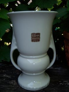 Classic Vase by Abingdon Made in the USA by SylviasFinds on Etsy, $15.00