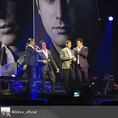 Repost from @ildivo_official using @RepostRegramApp - Today we are traveling to #London and enjoying a nice day off. Leave us a song choice if you're joining us at the O2 tomorrow night! We cannot wait to see you. #UK #IlDivo #IlDivoAmorPasion