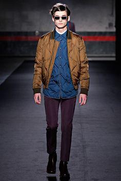 Acne Studios Fall 2012 Menswear Collection Photos - Vogue