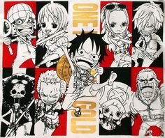 One Piece World, One Piece 1, Anime Comics, Pirates, Manga Anime, Chibi, Straw Hats, Fan Art, Zoro