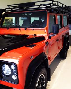 Finally saw a adventure edition #landroverdefender #landrover #defender #defender110 #adventureedition #orangeandblack #landroverdefenderlimitededition #1of600 #hibernot @landrover_uk by walsh110 Finally saw a adventure edition #landroverdefender #landrover #defender #defender110 #adventureedition #orangeandblack #landroverdefenderlimitededition #1of600 #hibernot @landrover_uk