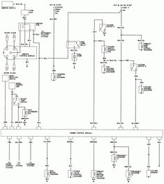94 Honda Prelude Engine Diagram - Wiring Diagram Networks