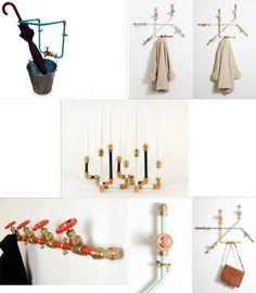 Plumbing Pipe Furniture | MeCC Interiors | Design Bites