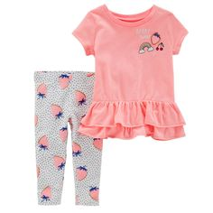 6f4bb667ca92 Carter s 3-Pc. Sea You In The Morning Pajama Set