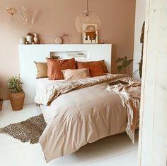 Small Home Interior .Small Home Interior Bedroom Decor, Bedroom Colors, Warm Bedroom, Bedroom Interior, Home, Bedroom Inspirations, Home Bedroom, Warm Home Decor, Home Decor