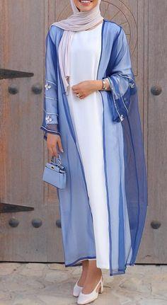 Abaya Style 87331 Abaya Style 500321839845028035 - Source by Iranian Women Fashion, Arab Fashion, Muslim Fashion, Modest Fashion, Fashion Clothes, Fashion Outfits, Sporty Fashion, Fashion Women, Modern Hijab Fashion