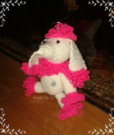 pink Pudel