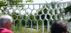 West 8 Urban Design & Landscape Architecture / projects / Park Pergola - Máximapark