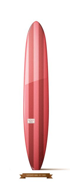 Classics Longboards by txema mora, via Behance