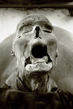 The Grisly Mummies of Sicily's Catacombs -Umberto Agnello