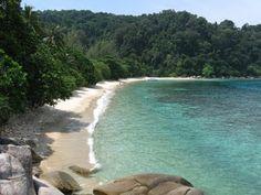 Perhentian Island, Terengganu, Malaysia sharlini
