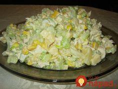 Vymeňte ryžu a zemiaky za tieto šaláty a kilá pôjdu dolu: Najlepšie šaláty na chudnutie a dobré trávenie! Polish Recipes, Salad Recipes, Potato Salad, Tapas, Cabbage, Food And Drink, Rice, Cooking Recipes, Snacks