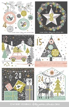 WK dotty wren advent 2014