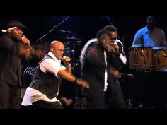Wall Of Sound by Naturally 7 @ Quincy Jones 75th Birthday Celebration Concert
