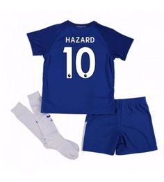 Nike Chelsea Home Mini Kit (Hazard Diego Costa, Eden Hazard, Soccer Shop, Chelsea, Trunks, Swimming, Sports, Swimwear, Tops