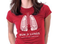 Run For Lungs by Funnel Design Group