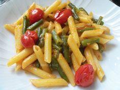 Pasta con fagiolini alla pugliese | #vegan #vegetarian