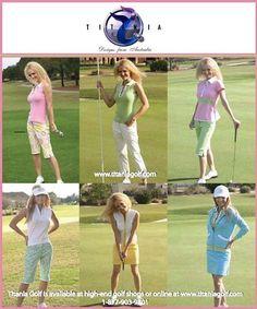 Golf Tips For Women Titania Golf Womens Golf Apparel - Golf Driver Tips, Golf Drivers, Golf Attire, Golf Outfit, Ladies Golf, Women Golf, Girls Golf, Golf Score, Golf Putting Tips