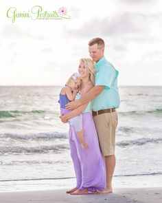 Gemini Portraits family beach photography engagement photography