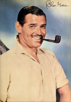 Image uploaded by IdoDeclare. Find images and videos about clark gable on We Heart It - the app to get lost in what you love. Golden Age Of Hollywood, Vintage Hollywood, Old Film Stars, It Happened One Night, People Smoking, Carole Lombard, Clark Gable, Actrices Hollywood, Home Movies