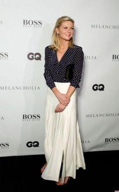 Kirsten Dunst: Old Hollywood glamour