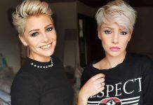 Anna Maria Short Hairstyles